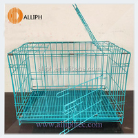 factory wholesale stainless steel large dog cage