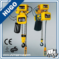 500Kg to 3Ton CE&GS Approved Electric Chain Hoist Outdoor