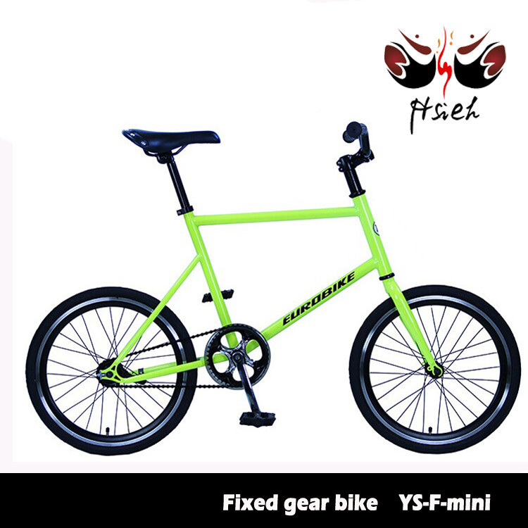 2014 best selling !ROMANTIC color 20 coast brake mini fixed gear bike child bike