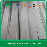 White Oak Face Veneer For Laminate Floor