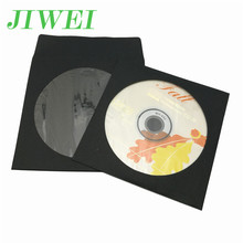 Guangzhou Factory 1000 Piece Envelope Recycled Machinable Paper CD DVD Sleeves