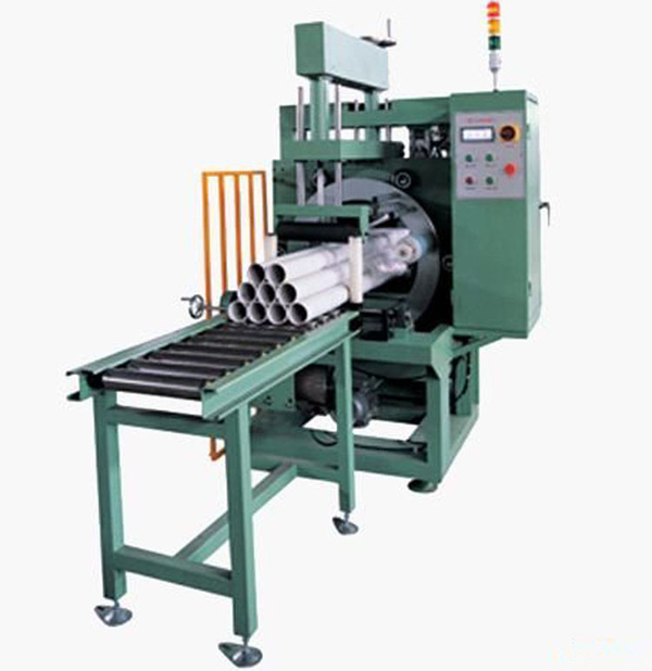 Steel Pipes & Tubes wrapping machine, Mental Pipes Bundle Packaging Machinery