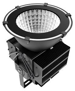 500W LED High Bay Light, Industrial Light Fixtures 500 Watt