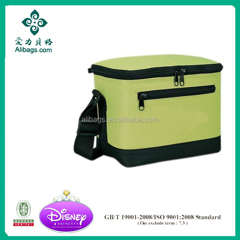 BSCI audited factory directly produce promotional high quality insulated cooler bag