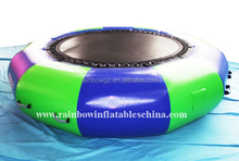 Hot Inflatable Water Catapult Blobs,Inflatable Water Blob Trampoline Used In Lake