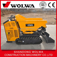 High Quality Mini Transporter GN05 Garden Mini Crawler Dumper