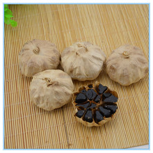 Chinese aged black garlic extract liquid material common black garlic