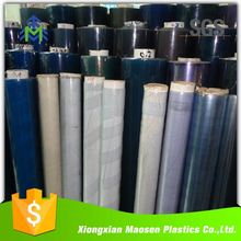 Obtain High Coments Uv Resistant Clear Pvc Plastic Cover Film