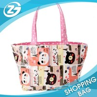 High Quality Coated Waterproof Recycled PP Woven Bag Tote