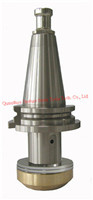 CNC tool holder for machine type,40 Cone for grinding wheels