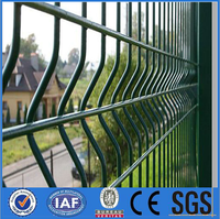 Security Fence 358 High Security Welded