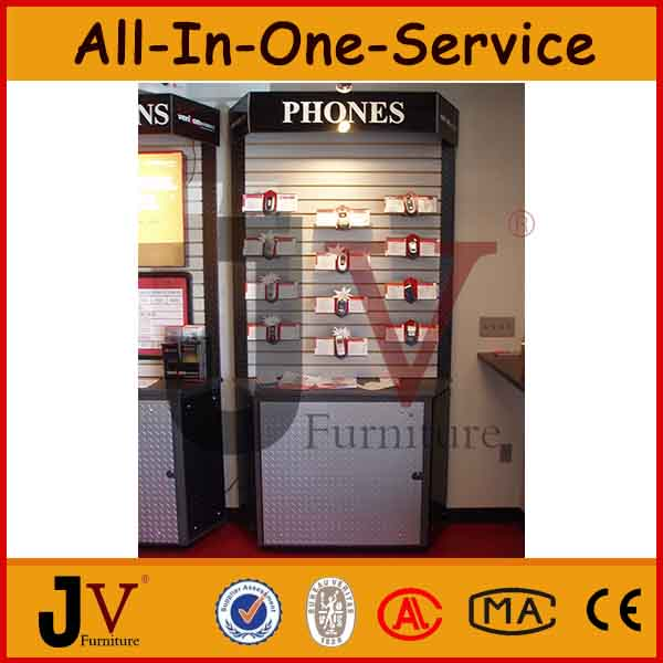 Cellphone accessories display stand for mobile phone