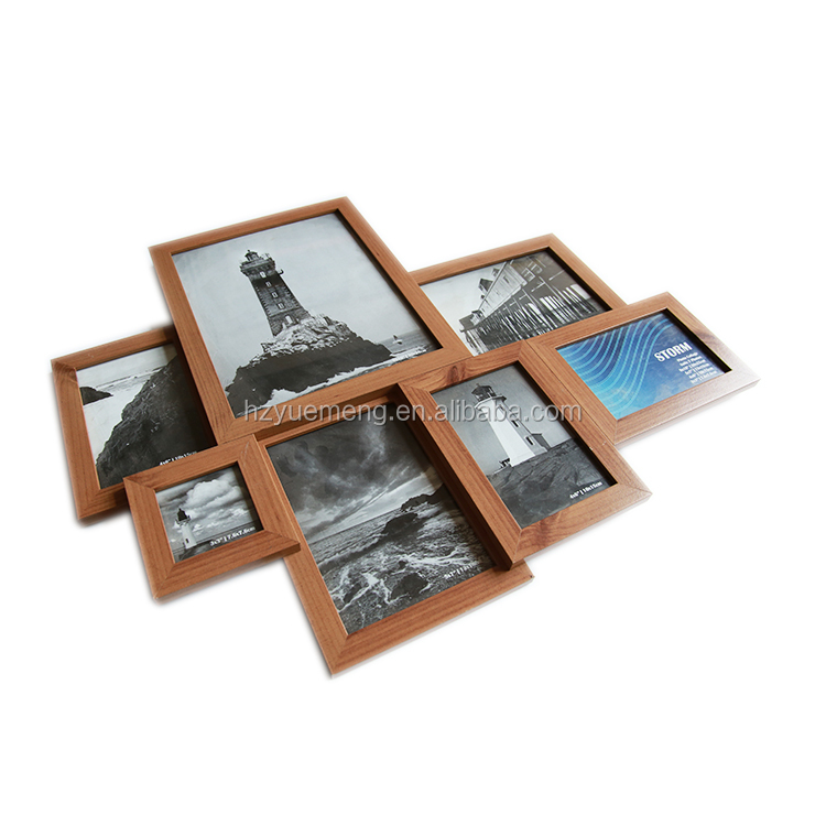 MULTI PHOTO FRAMES PICTURE HANGING HOME DECORATION WEDDING GIFT FRIENDS FAMILY