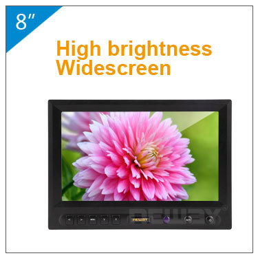 "Abundant signal interface 10.1 "" Touch Screen display"