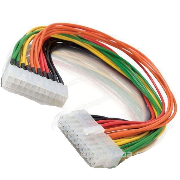20 pin connector wire harness_Yuanwenjun.com  Pin Wire Harness on computer wire harness, 20 pin cable assembly, 20 pin power supply,