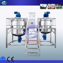 GMP Standard Shampoo and Hand Soap Production Line Machinery made in Yangzhou Yuxiang