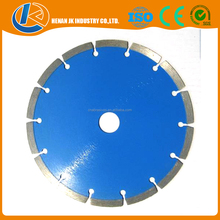 Key-hole 180mm sintered masonry circular saw blade diamond cutting disc