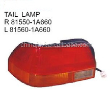 High quality Auto TAIL LAMP For 1995 Toyota Corolla AE110 OE:81550-1A660 81560-1A660