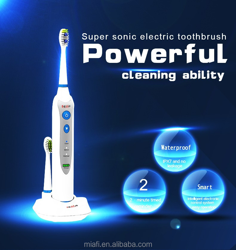 MAF8120 high quality magnetic suspension oscillation professional electric toothbrush