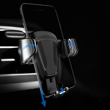 2018 New Type Creative Gravity sensor Automatic car mobile phone holder