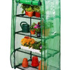 4 Tier Mini Greenhouse With Shelves