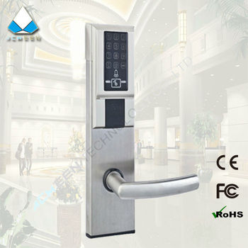 electronic residential password door lock