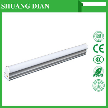 China wholesale product CE RoHS approved led energy saving tube lamp T5 8w