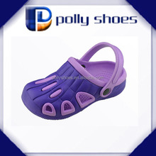 Chinese supplier of kids EVA garden shoes new moldels shoes
