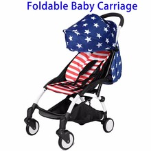 China Manufacturer Foldable Baby Stroller 3 in 1, Easy Carry Baby Stroller