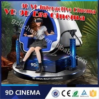 Egg Production Equipment Truck Mobile 9d Cinema Vr Headset Pc Glasses 9d