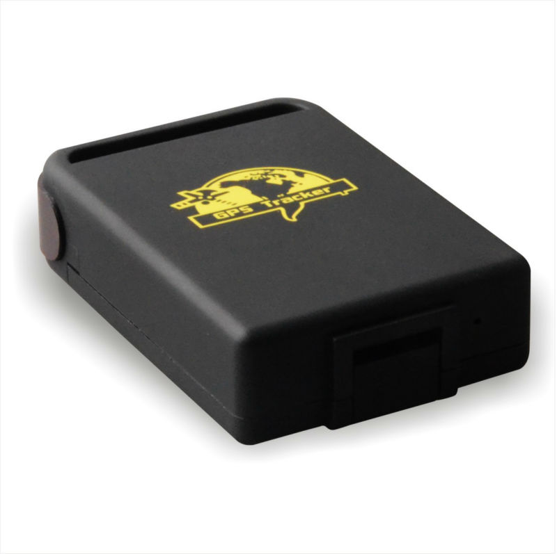 small size & easy hidden protable anti theft car gps tracker