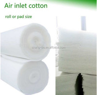 Non-woven fabric g4 pre filter media/Synthetic pre air filter roll