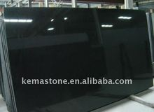 Chinese Absolute Black Granite Slabs Price