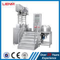 Vacuum Cream Making Machine Homogenizing Emulsifier