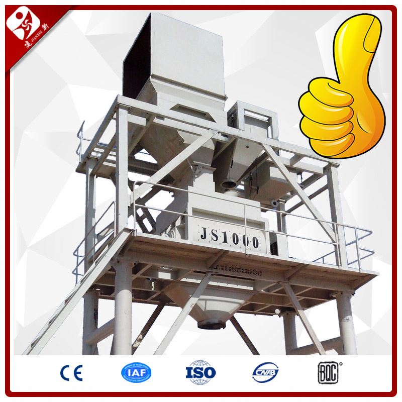 Js1000 Competitive Price Electric Concrete Mixer For Sale In South Africa