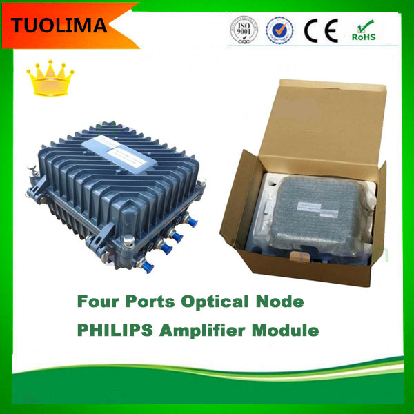 China Quality Field AGC TV Transmitter And Receiver 1~5 dBm