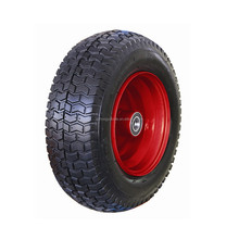 Pneumatic Wheel Tires 16x6.50-8 Tire and Wheel