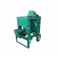 Cheap small ring type log wood debarker wood debarking machine