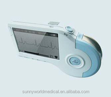 SW-ECG200B CE/ISO Approved Portable Multi-parameter handheld ecg machine