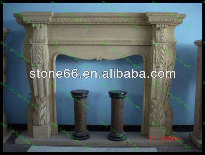 enamel fireplace and stove