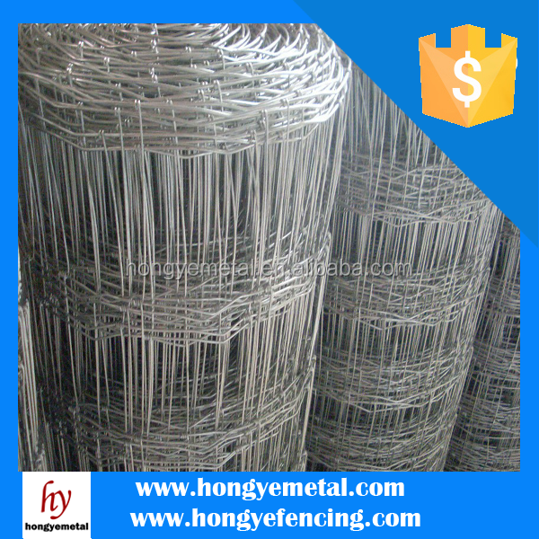 Galvanized Hog Wire Fencing For Sale