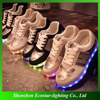 Wholesale led sport shoe light for party Led shoes light up shoes made in China