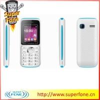 A1 Wholesale 1.8INCH QCIF Screen Unlocked GPRS Spreadtrum6530D Quad Band Dual SIM Card GSM OEM Dual SIM Mobile Phone