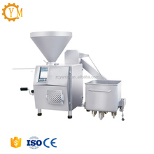 Hot sale sausage stuffing machine electric/sausage meat extruder/sausage tying machine