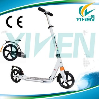 200mm big wheel Adult Scooter with CE test