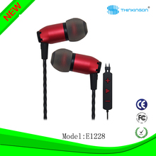 SUPER SPACE In-ear Earbuds/Earphone/Headphones/Headset for Apple iPhone iPod Samsung MP3 MP4 Player (customize color)