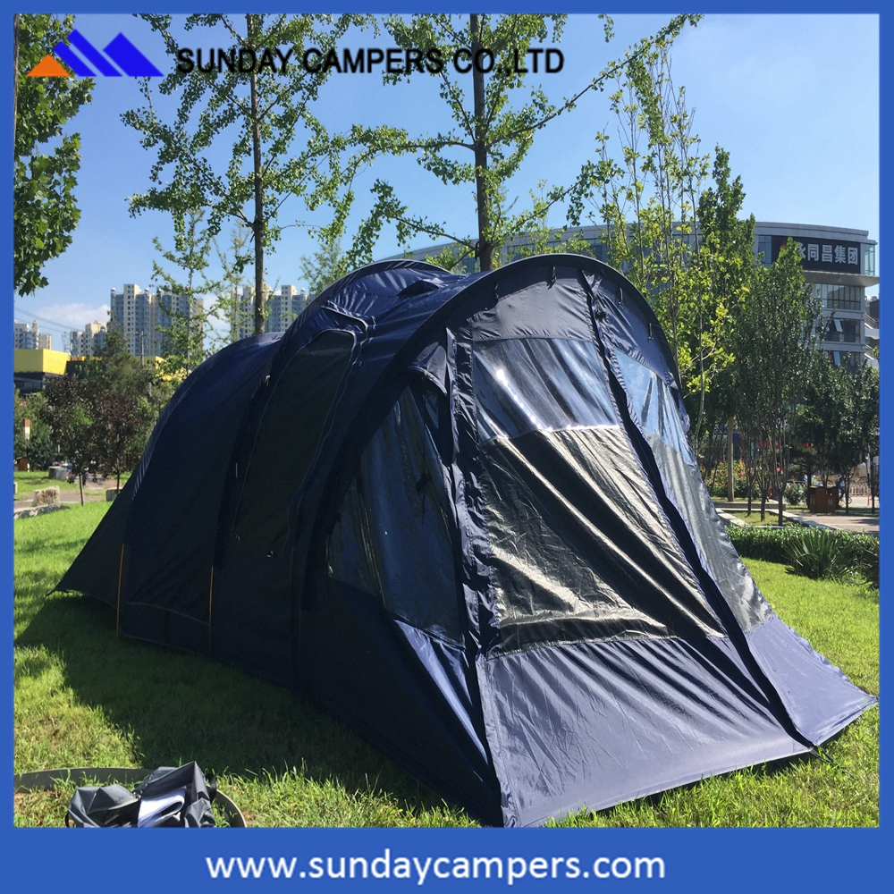 Top rated Four season polyester camping tent 4 person tent camping