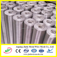 cheap food grade SS 304 stainless steel woven filter wire mesh