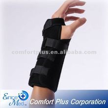 free sample Neoprene carpal tunnel syndrome velcro wrist splint
