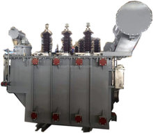 35KV 33KV 10000kva (10MVA) three phrase and Power Usage power transformer SZ11 SZ9 with OLTC